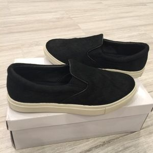 Steve Madden Black Ecentric Black Pony Shoe